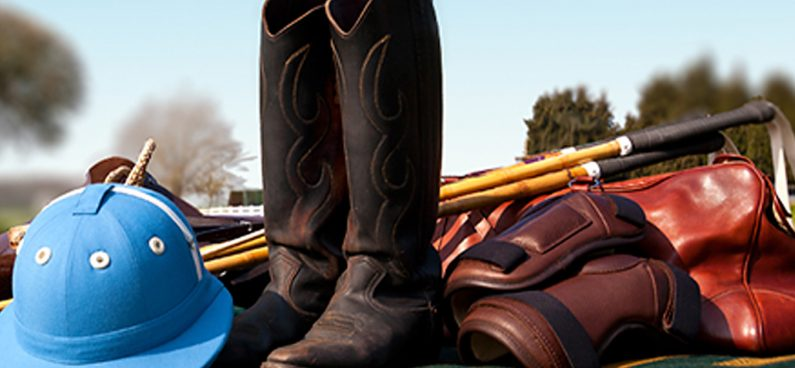 polo player equipment