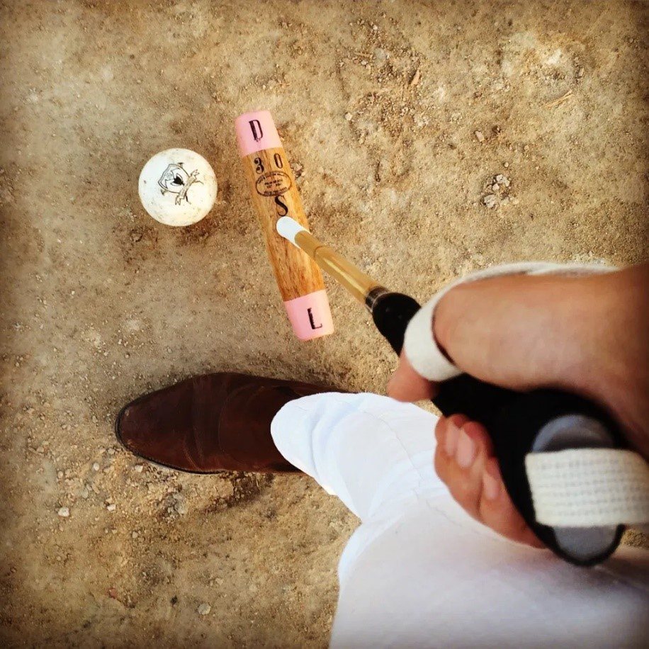 Choosing foot mallets for your first polo experience